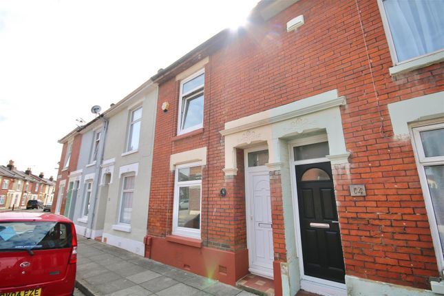 Thumbnail Terraced house to rent in Lincoln Road, Portsmouth