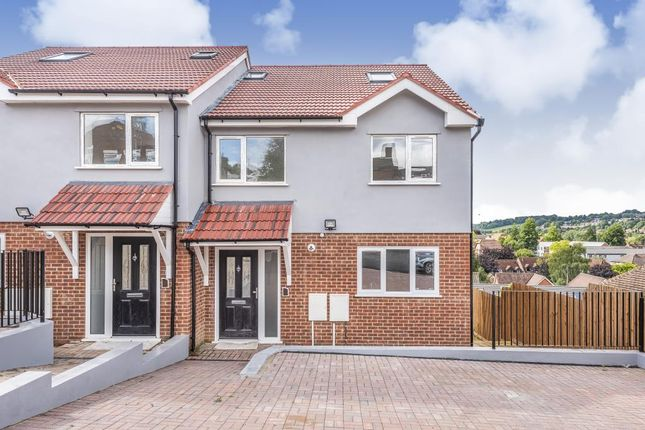 Thumbnail Semi-detached house to rent in Oakridge Road, High Wycombe