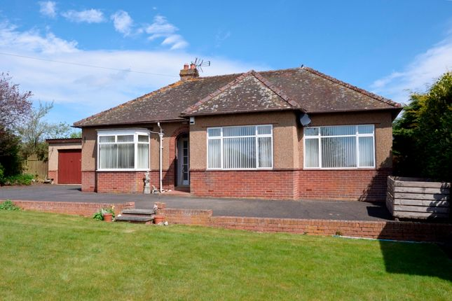 Thumbnail Detached bungalow for sale in Hardens Road, Duns
