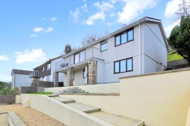 Thumbnail Detached house for sale in Fairmead Road, Burraton Coombe, Saltash, Cornwall