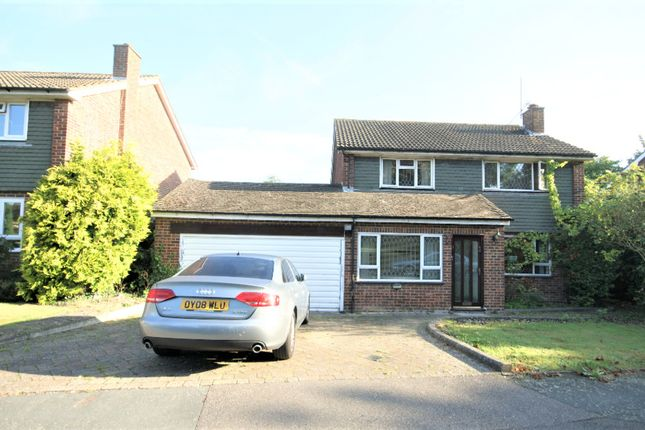 Thumbnail Detached house to rent in Poole Close, Ruislip