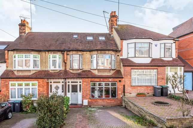 Thumbnail Terraced house for sale in Blake Road, London