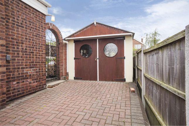 Garage of Abbey Hill Road, Allestree, Derby DE22