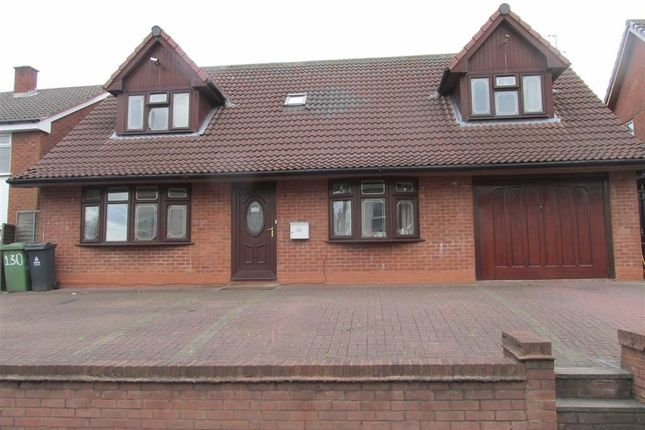 Thumbnail Detached house to rent in Walsall Road, Darlaston, Wednesbury