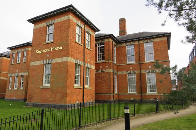 Thumbnail Flat for sale in South Meadow Road, Duston, Northampton