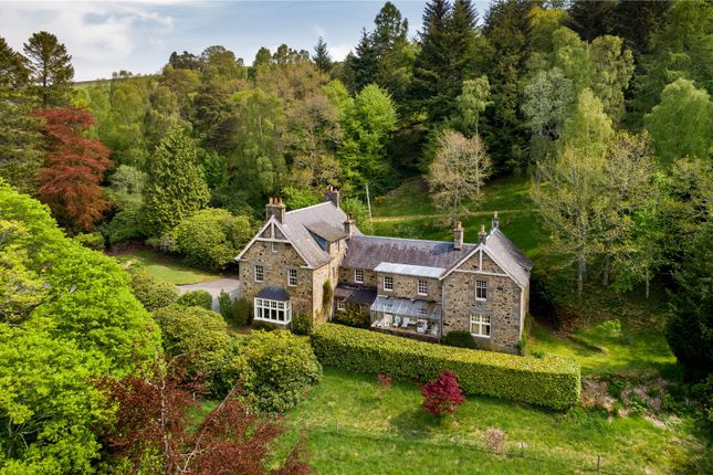 Thumbnail Detached house for sale in Lagan Dhu, Ballintuim, Blairgowrie, Perthshire