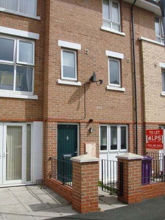 Thumbnail Terraced house for sale in Golders Green, Liverpool, Merseyside