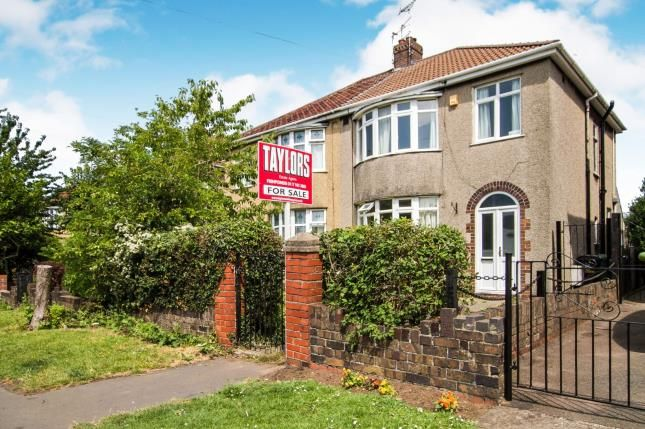 Thumbnail Semi-detached house for sale in Vassall Road, Bristol, Somerset