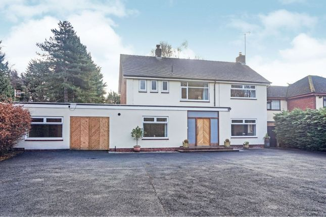 Thumbnail Detached house for sale in Fulwood Park, Liverpool