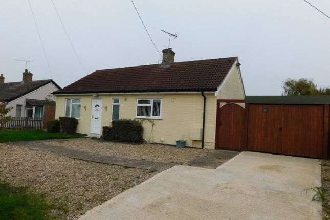3 bed detached bungalow to rent in Station Road, Haughley, Stowmarket