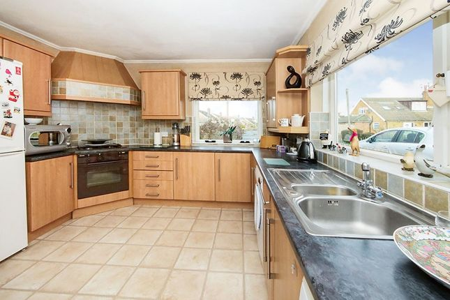 Thumbnail Semi-detached bungalow for sale in Cherry Wood Crescent, Fulford, York