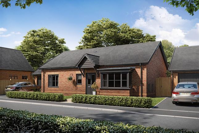Thumbnail Detached bungalow for sale in Kepple Lane, Garstang, Preston