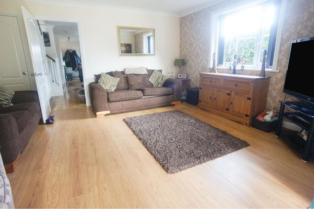 Living Room of Manor Close, Bardney, Lincoln LN3
