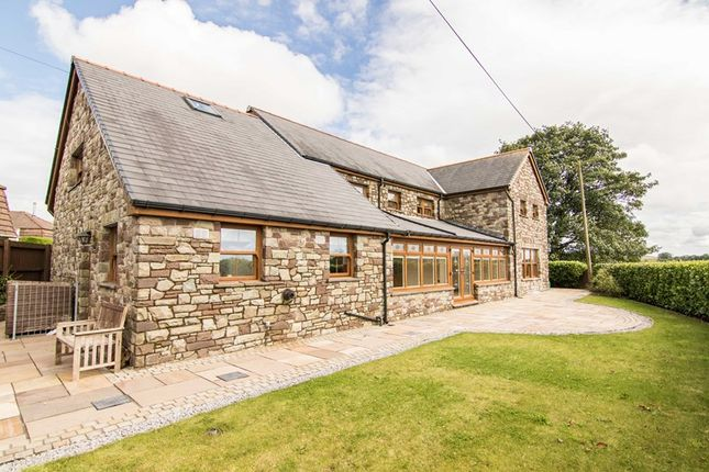 Thumbnail Detached house for sale in Penygarn, Pontsticill, Merthyr Tydfil