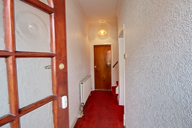 Hallway of Hartleys Village, Walton, Liverpool L9