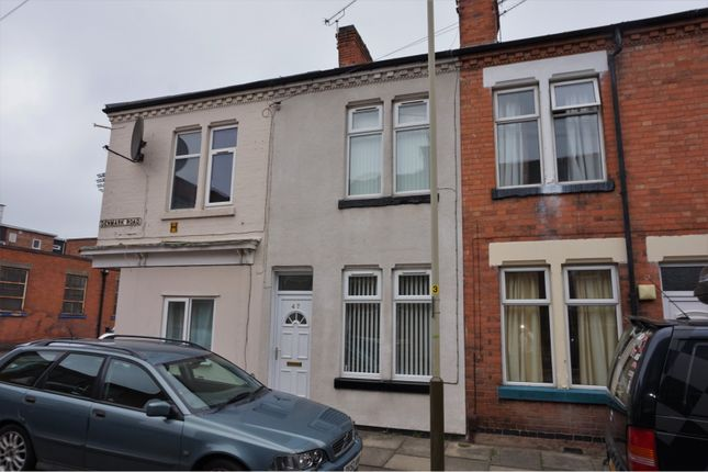 2 bed terraced house for sale in Denmark Road, Aylestone, Leicester