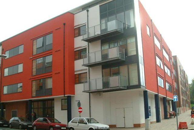 Studio to rent in Ryland Street, Edgbaston, Birmingham