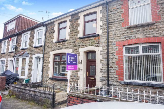 Thumbnail Terraced house for sale in Bryngoleu Crescent, Ferndale