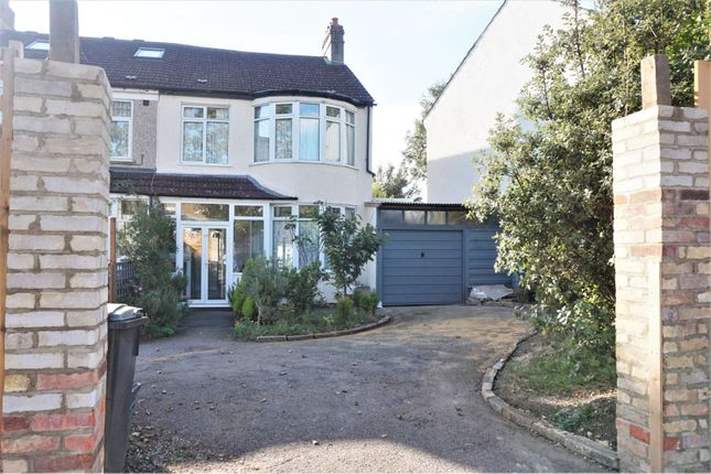 Thumbnail End terrace house for sale in Sunny Bank, South Norwood