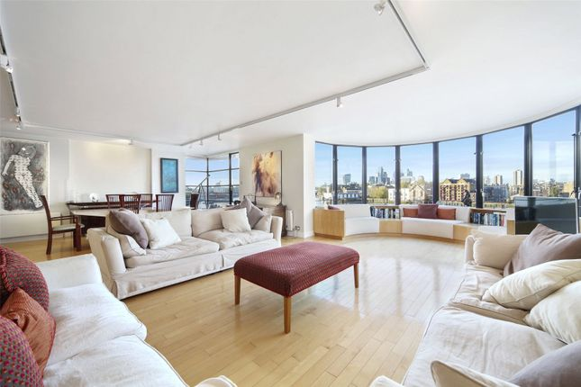 Thumbnail Flat for sale in Princes Tower, 97 Rotherhithe Street, London