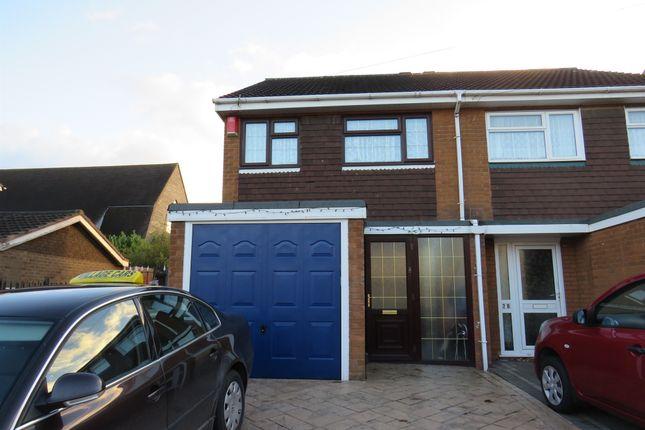 Semi-detached house in  Russell Road  Bilston W Birmingham