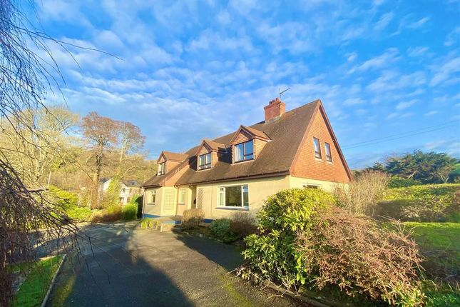 Thumbnail Detached house for sale in Tresaith, Cardigan