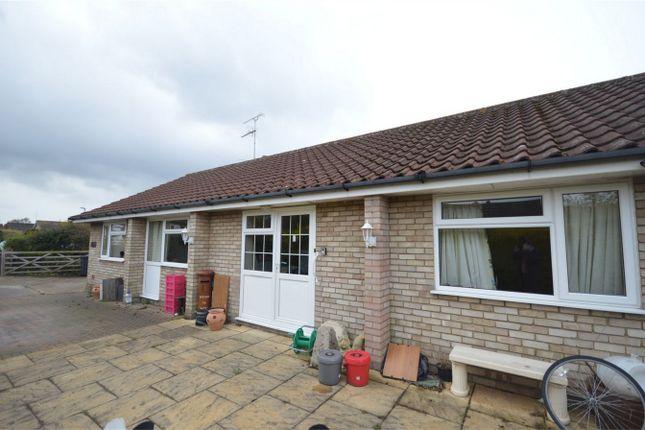 Thumbnail Detached bungalow for sale in Grove Close, Holt