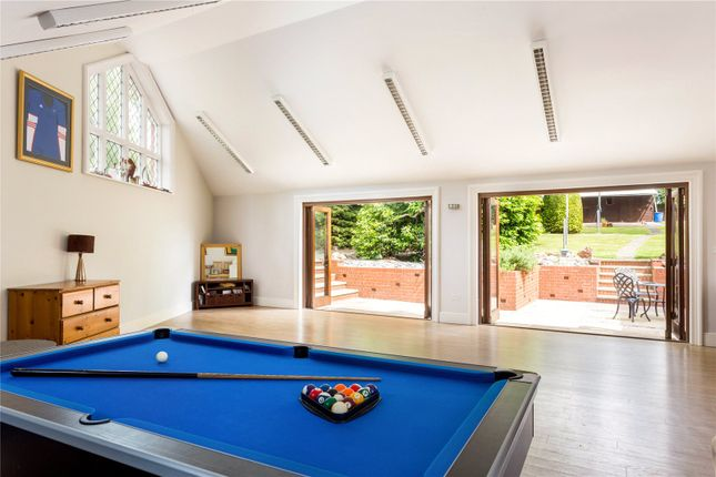 Games Room of Impney, Droitwich, Worcestershire WR9