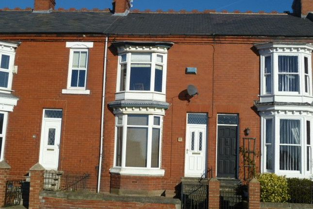 Thumbnail Terraced house to rent in Durham Road, Bishop Auckland