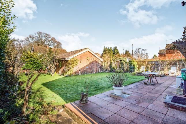 Garden of The Grazings, Hemel Hempstead, Hertfordshire HP2