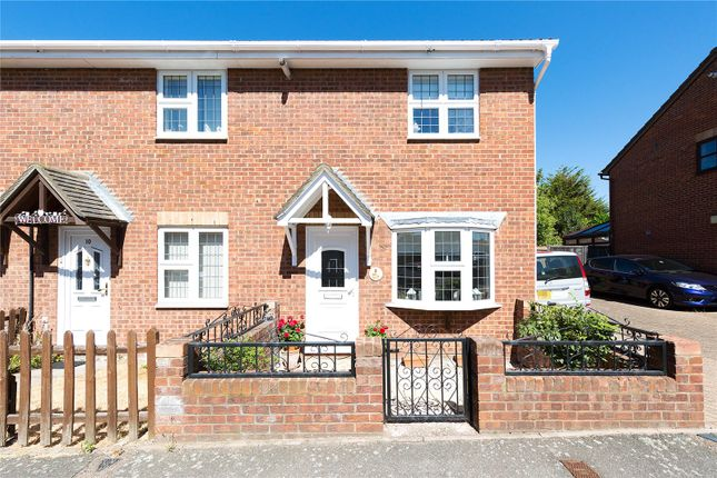 Thumbnail End terrace house for sale in Webbscroft Road, Dagenham
