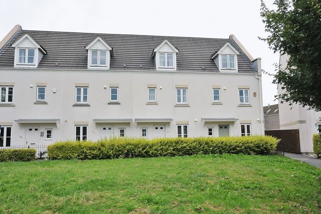 Thumbnail Terraced house for sale in Beacon Park Road, Beacon Park, Plymouth