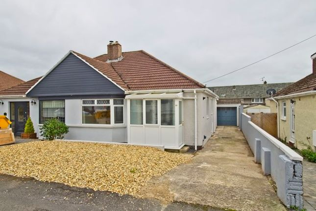 2 bed semi-detached bungalow for sale in Tennyson Drive, Cefn Glas, Bridgend CF31