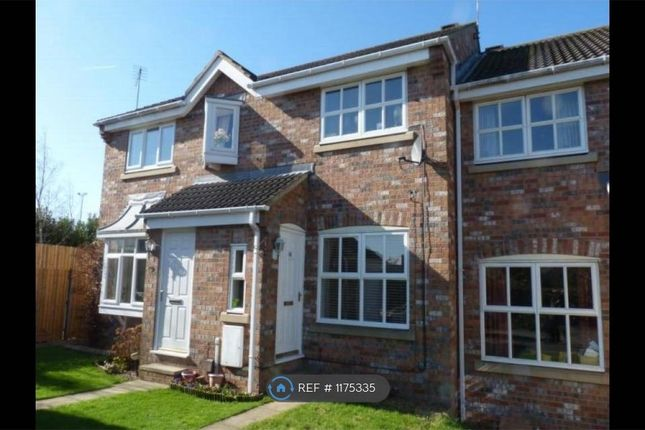 2 bed terraced house to rent in Moorlands View, Wetherby LS22