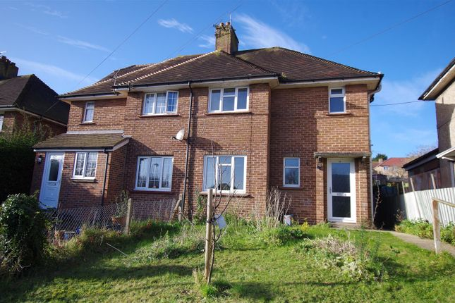 3 bed semi-detached house for sale in Cross Way, Lewes