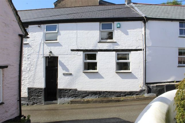 Thumbnail Semi-detached house for sale in Tower Hill, Egloshayle, Wadebridge, Cornwall