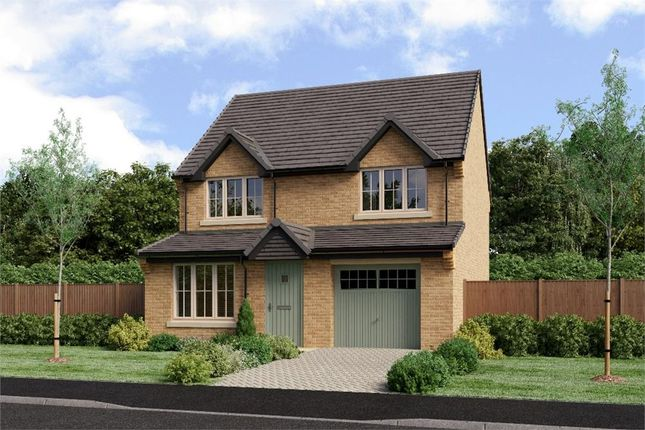 "Thumbnail Detached house for sale in ""The Larkin"" at West Lane Cottages, Longframlington, Morpeth"