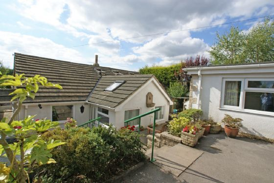 Thumbnail Bungalow for sale in Oakerthorpe Road, Bolehill, Wirksworth, Derbyshire