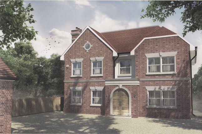 Thumbnail Detached house for sale in The Warren, Radlett