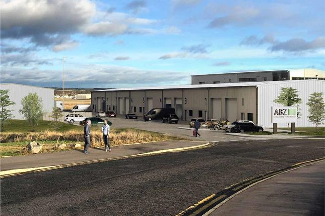 Thumbnail Light industrial to let in Business Units, Abz Business Park, International Avenue, Dyce, Aberdeen