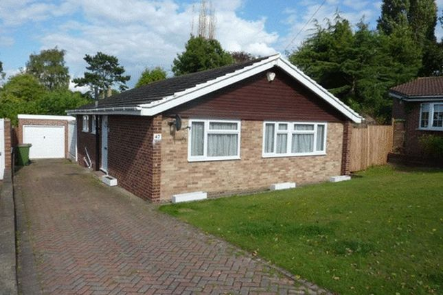 Thumbnail Detached bungalow to rent in Shuttlemead, Bexley