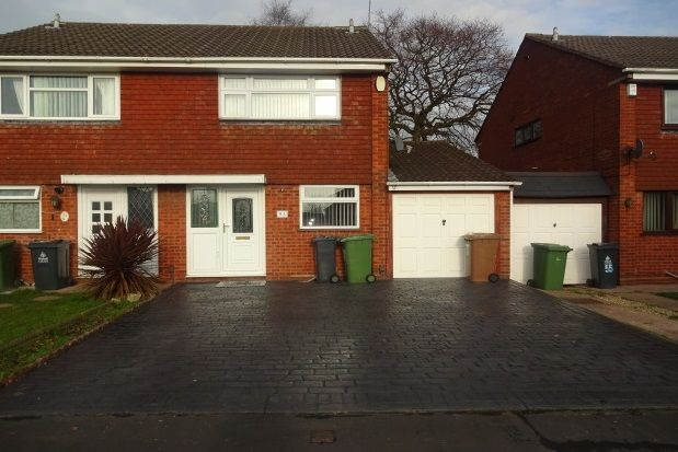Thumbnail Property to rent in Kewstoke Road, Willenhall