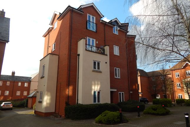Thumbnail Maisonette for sale in Penlon Place, Abingdon