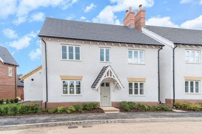 Thumbnail Detached house for sale in Farriers Close, Wymeswold, Loughborough