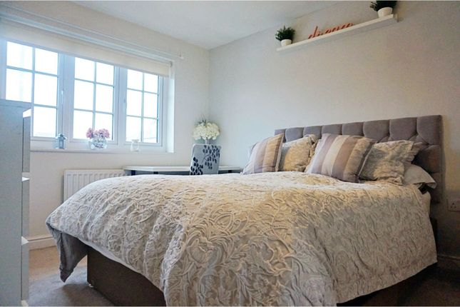 Master Bedroom of Larchwood Avenue, Manchester M9