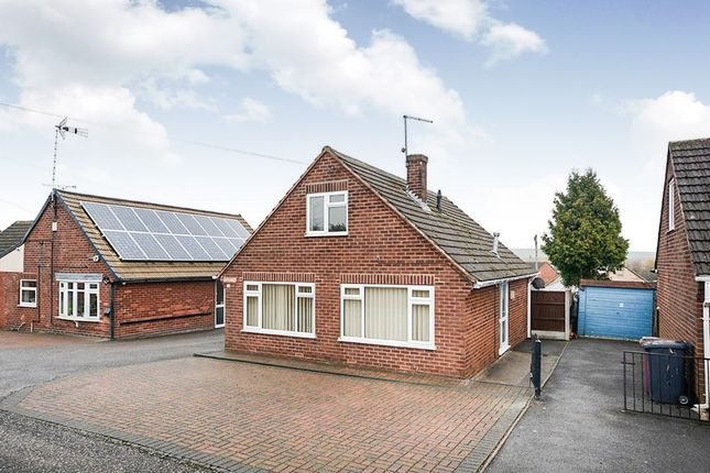 Thumbnail Bungalow to rent in Cavell Drive, Danesmoor, Chesterfield