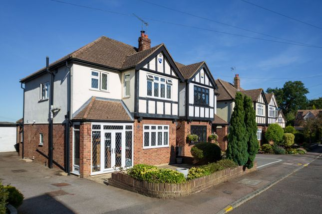 Thumbnail Semi-detached house for sale in Wood Mead, Epping