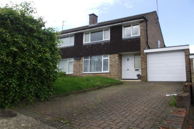 Thumbnail Property to rent in Cottingham Grove, Bletchley