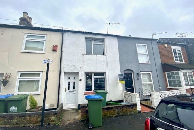 Thumbnail Terraced house to rent in Dover Street, Southampton