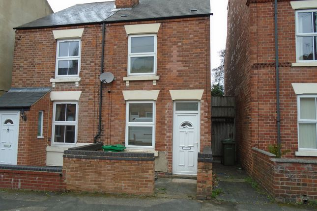 Thumbnail Semi-detached house for sale in Springfield Street, Nottingham